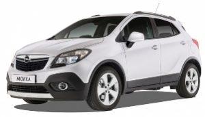 капремонт двигателя Opel Mokka