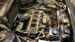 капитальный ремонт ДВС Volvo XC70