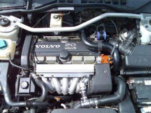 ремонт двигателя Volvo XC70