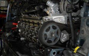 капитальный ремонт ДВС Volvo CX90