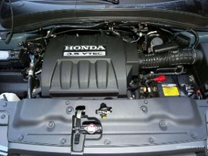 Ремонт двигателя Хонда Пилот