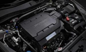 Ремонт двигателя Хонда Кросстоур