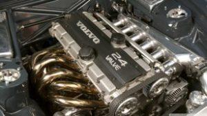 капремонт движка Volvo CX90