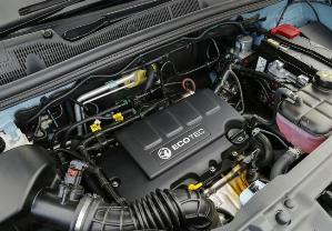 капитальный ремонт двигателя Mokka