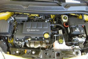 ДВС Opel Mokka