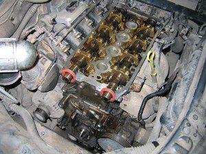 капремонт двигателя Opel Zafira