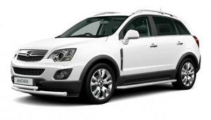 Opel Antara (Опель Антара)