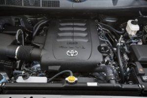 Ремонт двигателя Toyota Tundra (Тундра)