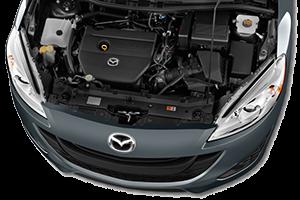 Ремонт дизельного двигателя Mazda